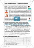 Interessen, Wünsche, Gefühle: Üben und Anwenden des Wortschatzes Preview 4