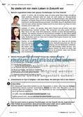 Träume und Zukunftsvorstellungen: Üben und Anwenden des Wortschatzes Preview 1
