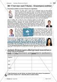 Träume und Zukunftsvorstellungen: Üben und Anwenden des Wortschatzes Preview 2