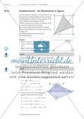 Kreise und Winkel: Winkel messen, bezeichnen und unterscheiden Preview 5