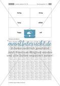 Lernzirkel: Adjektive und deren Steigerung Preview 14