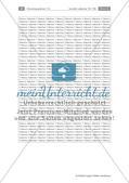 Lernzirkel: Adjektive und deren Steigerung Preview 15