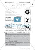 Lernzirkel: Adjektive und deren Steigerung Preview 21