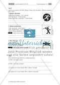 Lernzirkel: Adjektive und deren Steigerung Preview 22