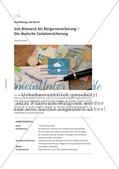 Politik_neu, Sekundarstufe II, Wirtschaftsordnung, Wirtschaftspolitische Herausforderung, Finanzierung der Sozialsysteme, Versicherung, Haftpflicht, Beitrag, Problem, Rente, Absicherung, Sozialstaat