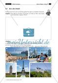 Erdkunde_neu, Sekundarstufe I, Methoden im Geographieunterricht, Europa, Atlasarbeit, Orientieren, Tourismus, Reisen, Urlaub, Strand, Ski, Berge