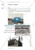 Historische Fotografien: Torhaus von Auschwitz-Birkenau Preview 1