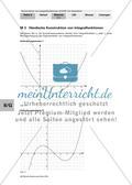 Konstruktion von Integralfunktionen mithilfe von GeoGebra Preview 8