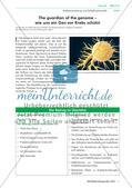 Biologie_neu, Sekundarstufe II, Genetik, Erbkrankheiten, Genetische Ursachen und Prophylaxe, Gene, Krebs, Erkrankkung, Mutation, Zelle, Zellkern, Tumor