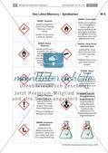 Sicherheit geht vor! - Richtiges Verhalten im Chemieraum Preview 13