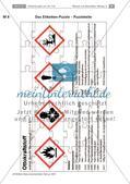 Sicherheit geht vor! - Richtiges Verhalten im Chemieraum Preview 16