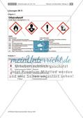 Sicherheit geht vor! - Richtiges Verhalten im Chemieraum Preview 20