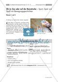 Sport_neu, Primarstufe, Darstellen und Gestalten, Bewegungsaufgaben, Bewegung in der Gruppe, Fantasie