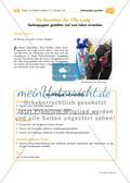 Kunst_neu, Primarstufe, Körperhaft-räumliches Gestalten, Umwelterfahrung und -gestaltung/ Design, Alltagsgegenstände/ Design, Gestalten, Pony Hütchen, Grimassen, Mundstück, Tonpapier, Socke, Strumpf, Watte