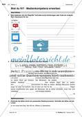 Erwerb von Medienkompetenz: Test, Selbsteinschätzung und Wortschatzliste Preview 1