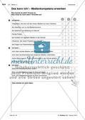 Erwerb von Medienkompetenz: Test, Selbsteinschätzung und Wortschatzliste Preview 3