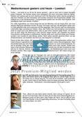 Medien kennen und nutzen: Üben und Anwenden des Wortschatzes Preview 12