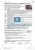 Medien kennen und nutzen: Üben und Anwenden des Wortschatzes Preview 1