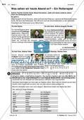 Medien kennen und nutzen: Üben und Anwenden des Wortschatzes Preview 8