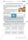 Trisomie 21: Ein Flyer zur Aufklärung und die Symptome Preview 5