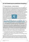 Zur Erweiterung der syntaktischen Kompetenz Preview 1