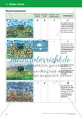 Landschaft aus Pinselflecken Preview 6