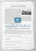 Ein Wochenende in München Preview 1