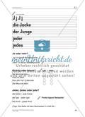 Schreiblehrgang: Buchstaben und Wörter - GS – Teil 4 Preview 8