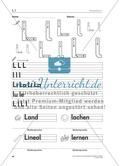 Schreiblehrgang: Buchstaben und Wörter - GS – Teil 4 Preview 9