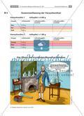 Das Gesetz der konstanten Massenverhältnisse Preview 14