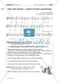 Kängurusong: Liederarbeitung Preview 14