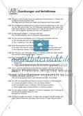 Zuordnungen und Verhältnisse: Arbeitsblätter Preview 3