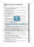 Zuordnungen und Verhältnisse: Arbeitsblätter Preview 5