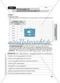 Proportionale und antiproportionale Zuordnungen Preview 1