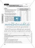 Proportionale und antiproportionale Zuordnungen Preview 6