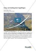 Steig- und Sinkflug beim Segelfliegen Preview 1