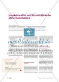 Interkulturalität und Aktualität bei der Mittelstufenlektüre Preview 1