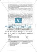 Das Kalk-Kohlensäure-Gleichgewicht, die Merkmale eines chemischen Gleichgewichts und das Stechheber-Modellexperiment Preview 8