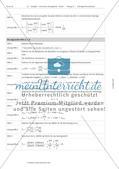 Aufstellen und Anwenden des Massenwirkungsgesetzes, Berechnungen der Gleichgewichtskonstanten Preview 6
