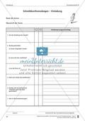 Schreibtraining Kompetenzstufe B: Einladung: Arbeitsblätter mit Lösungen Preview 11
