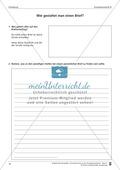 Schreibtraining Kompetenzstufe B: Einladung: Arbeitsblätter mit Lösungen Preview 1