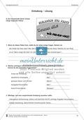 Schreibtraining Kompetenzstufe B: Einladung: Arbeitsblätter mit Lösungen Preview 6