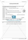 Schreibtraining Kompetenzstufe B: Einladung: Arbeitsblätter mit Lösungen Preview 7