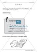 Schreibtraining Kompetenzstufe B: Einladung: Arbeitsblätter mit Lösungen Preview 9