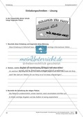 Schreibtraining Kompetenzstufe C: Einladung: Arbeitsblätter mit Lösungen Preview 2