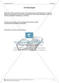 Schreibtraining Kompetenzstufe C: Einladung: Arbeitsblätter mit Lösungen Preview 7