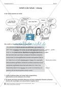 Schreibtraining Kompetenzstufe A: Bericht: Arbeitsblätter mit Lösungen Preview 2