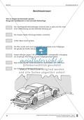 Schreibtraining Kompetenzstufe A: Bericht: Arbeitsblätter mit Lösungen Preview 5