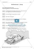 Schreibtraining Kompetenzstufe A: Bericht: Arbeitsblätter mit Lösungen Preview 6