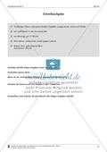 Schreibtraining Kompetenzstufe A: Bericht: Arbeitsblätter mit Lösungen Preview 8